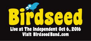 Birdseed poster